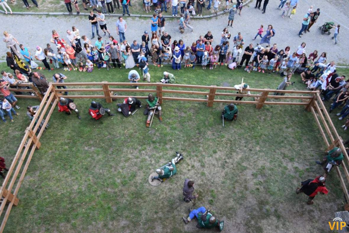Як у Луцькому замку билися лицарі (ФОТО), фото-18