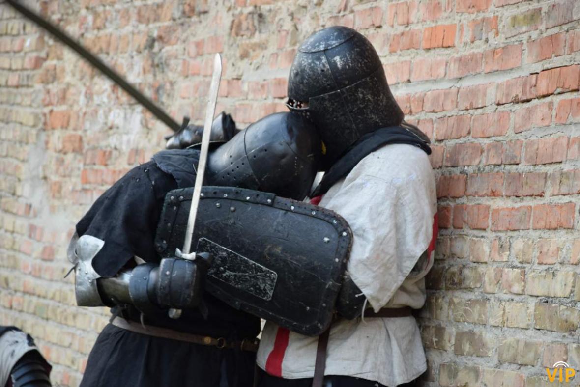 Як у Луцькому замку билися лицарі (ФОТО), фото-7