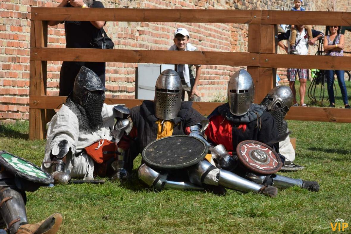 Як у Луцькому замку билися лицарі (ФОТО), фото-19