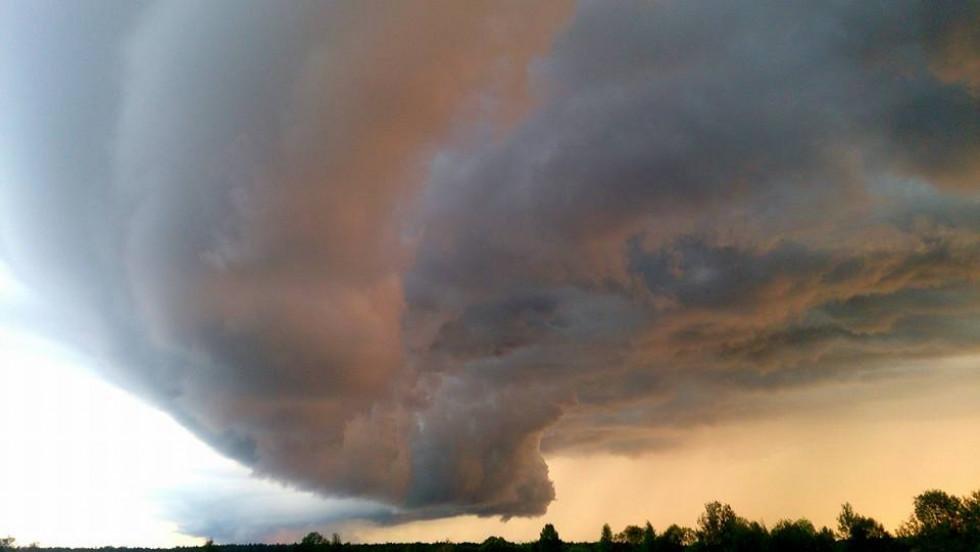 Луцький фотограф поділився світлинами грозового неба (ФОТО), фото-2