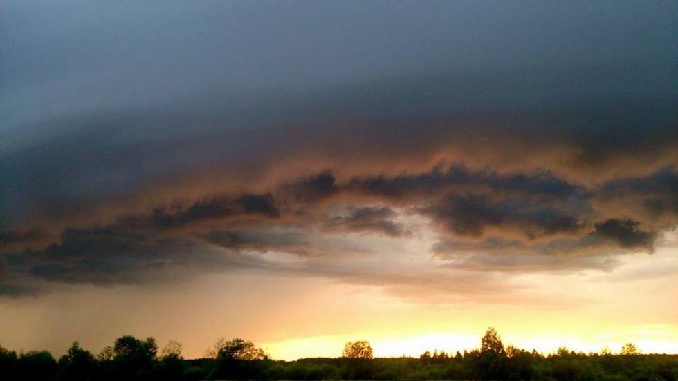 Луцький фотограф поділився світлинами грозового неба (ФОТО), фото-4