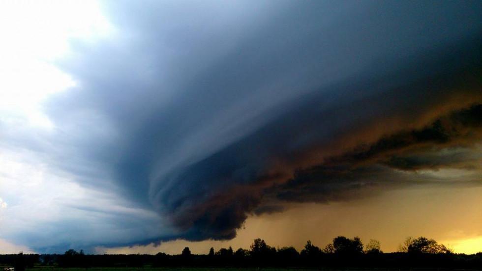 Луцький фотограф поділився світлинами грозового неба (ФОТО), фото-5