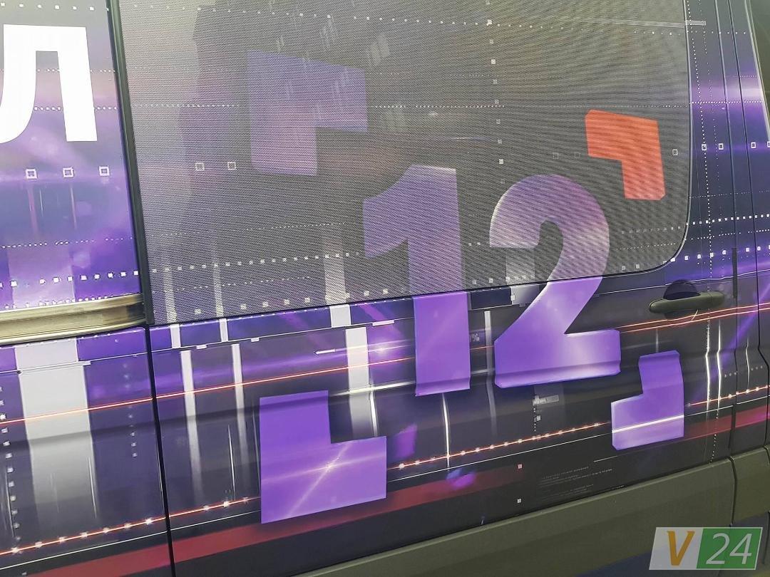 Брендований автомобіль «12 каналу» з'явився на вулицях Луцька, фото-4