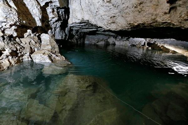 Луцький дослідник відкрив найбільше підземне озеро в Україні (ВІДЕО), фото-1