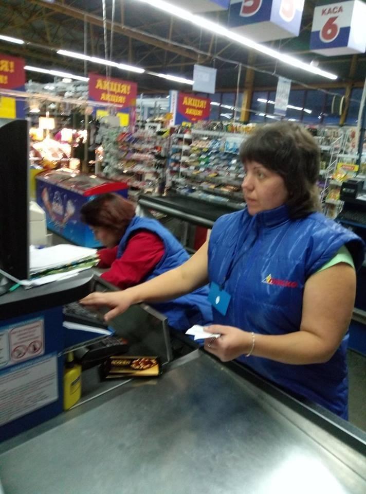 Луцький супермаркет дурить покупців, фото-7