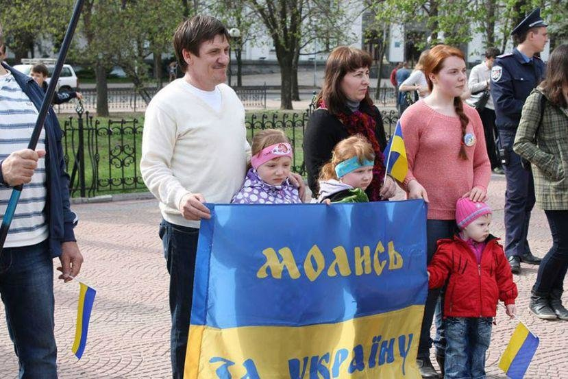 Луганчанин, що проживає в Луцьку, турбується про долю волинських бійців, фото-1