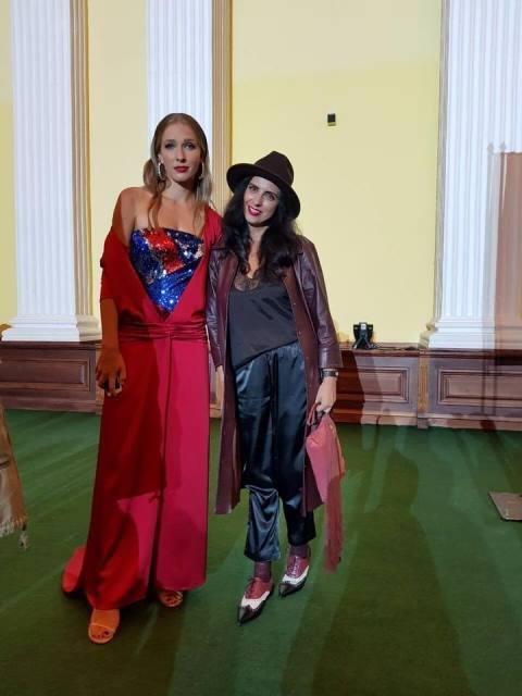 Наші на Українському тижні моди, фото-2