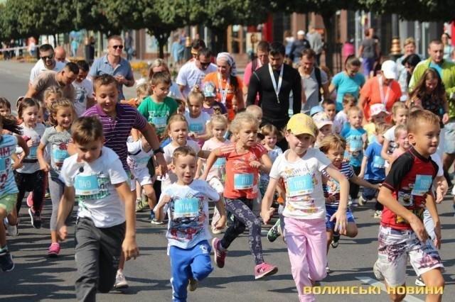 Грандіозне спортивне свято в Луцьку, фото-3