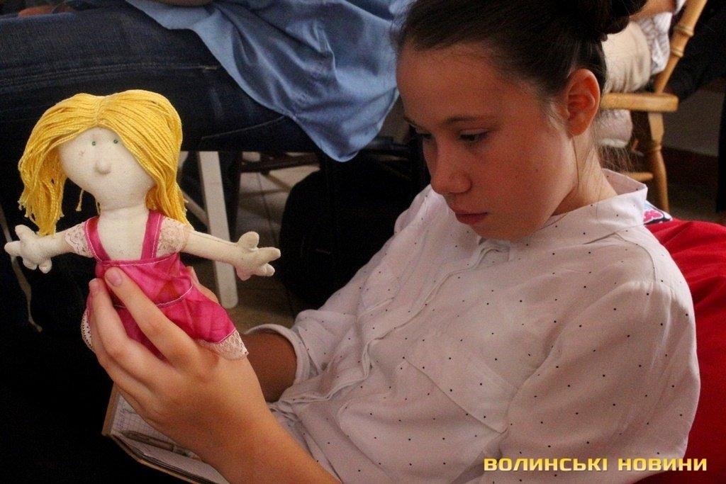 У Луцьку провели майстер-клас  для любителів анімації, фото-2