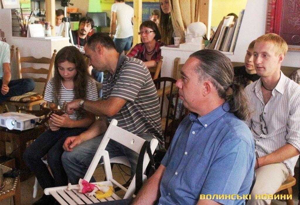 У Луцьку провели майстер-клас  для любителів анімації, фото-6