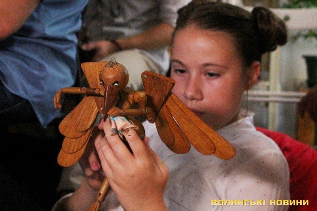 У Луцьку провели майстер-клас  для любителів анімації, фото-3