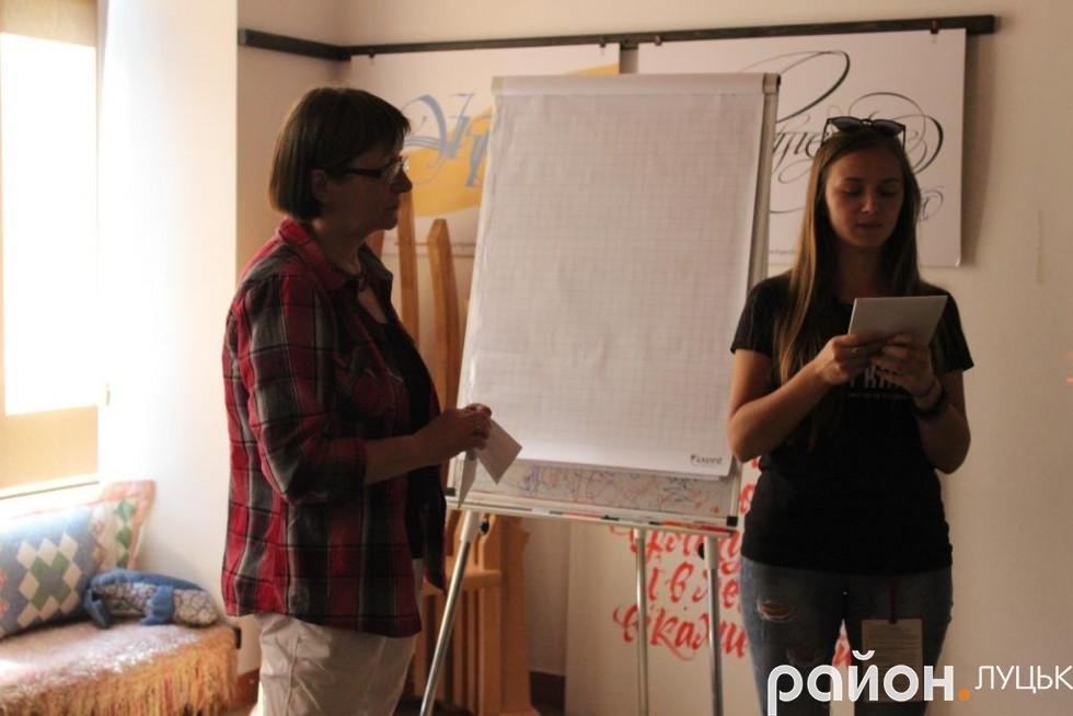 Українська художниця вчила лучан малювати мультфільми, фото-3