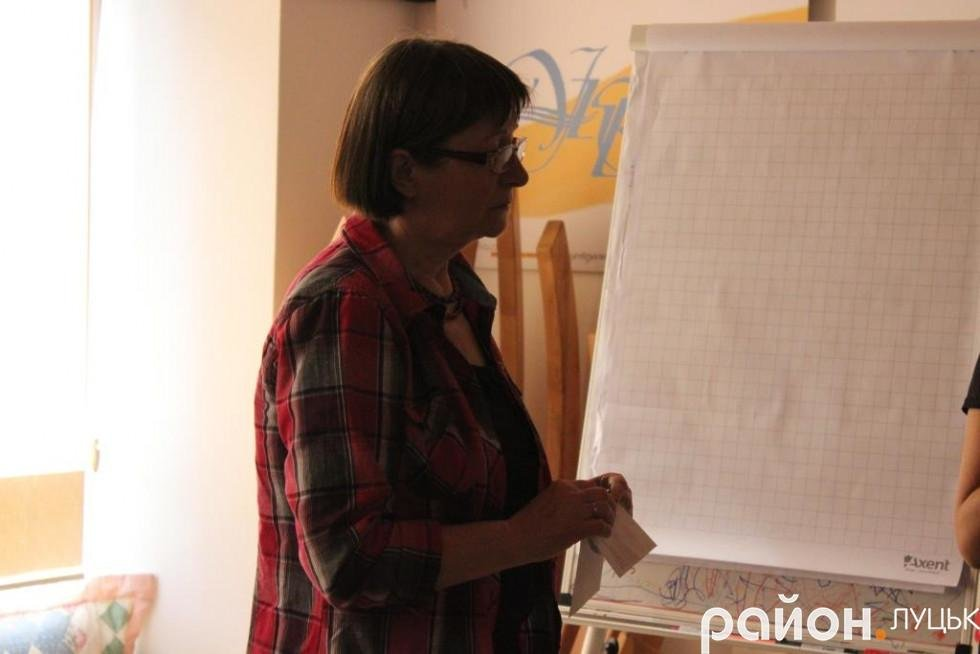 Українська художниця вчила лучан малювати мультфільми, фото-4
