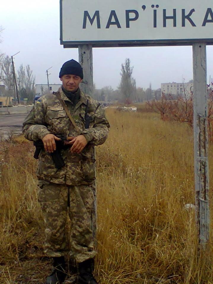 """Атовець-волонтер осуджує """"лжепатріотів"""" за охорону """"території диванів"""", фото-2"""