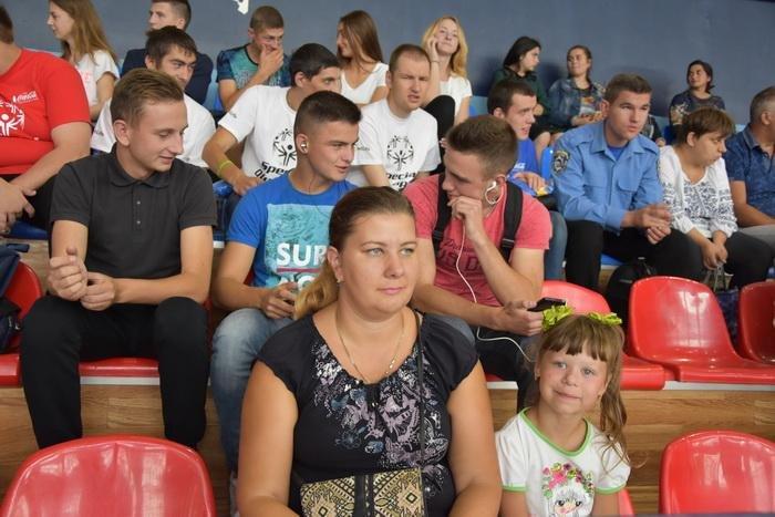 В «Адреналін-сіті» - спортивні змагання для дітей із особливими потребами, фото-1