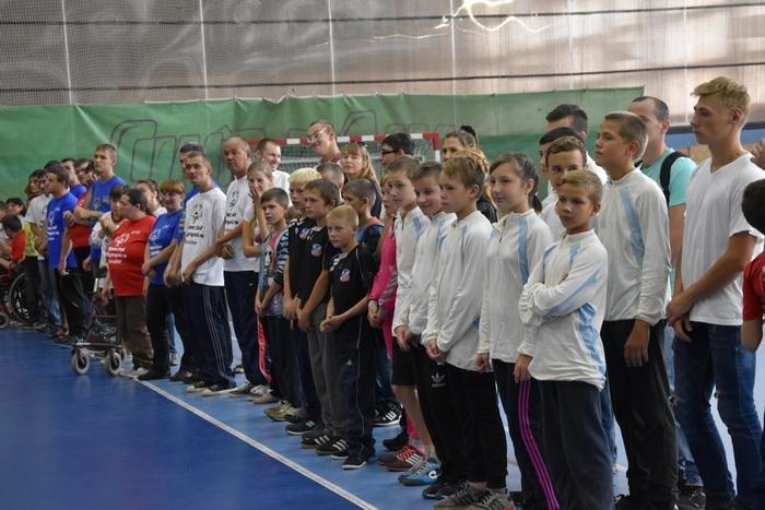 В «Адреналін-сіті» - спортивні змагання для дітей із особливими потребами, фото-5