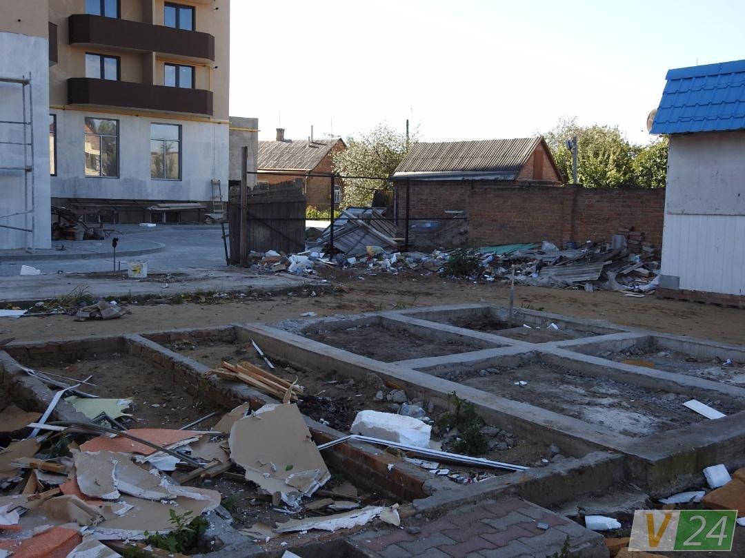 На вулиці Львівській знесли ринок, фото-2