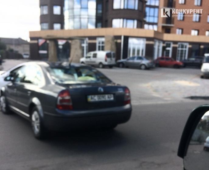 Автомобіль заступника губернатора Волині потрапив у ДТП, фото-1