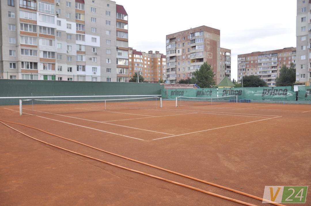 До Луцька на турнір приїхали тенісисти з усіх куточків України , фото-4