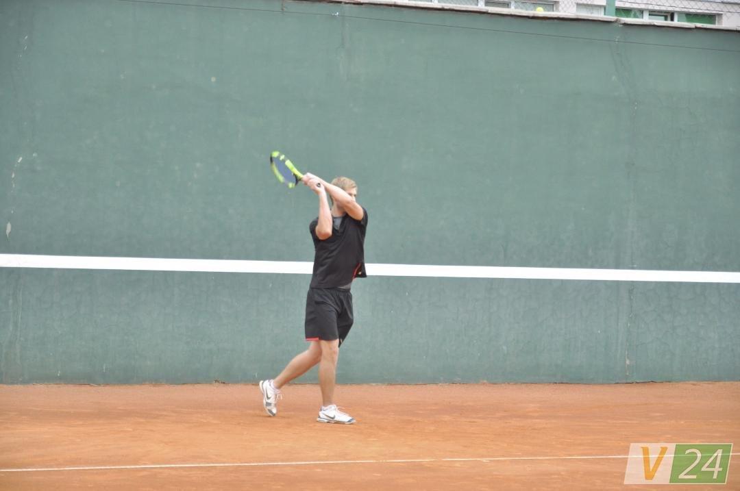 До Луцька на турнір приїхали тенісисти з усіх куточків України , фото-1
