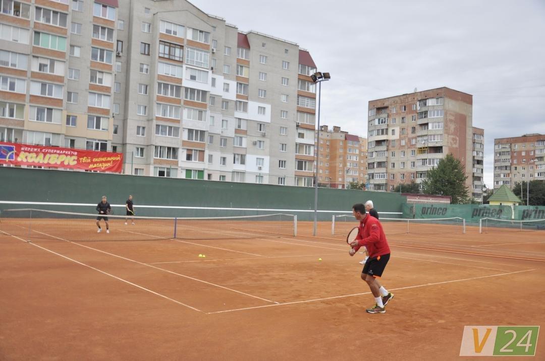 До Луцька на турнір приїхали тенісисти з усіх куточків України , фото-3