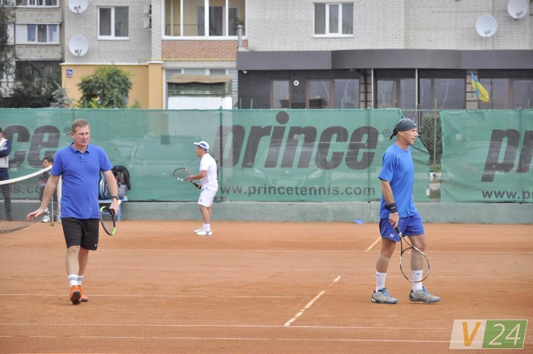 До Луцька на турнір приїхали тенісисти з усіх куточків України , фото-7