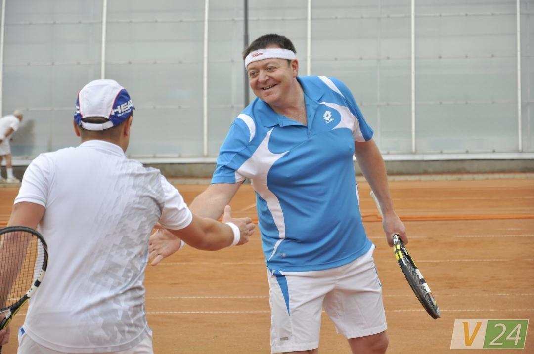 До Луцька на турнір приїхали тенісисти з усіх куточків України , фото-2