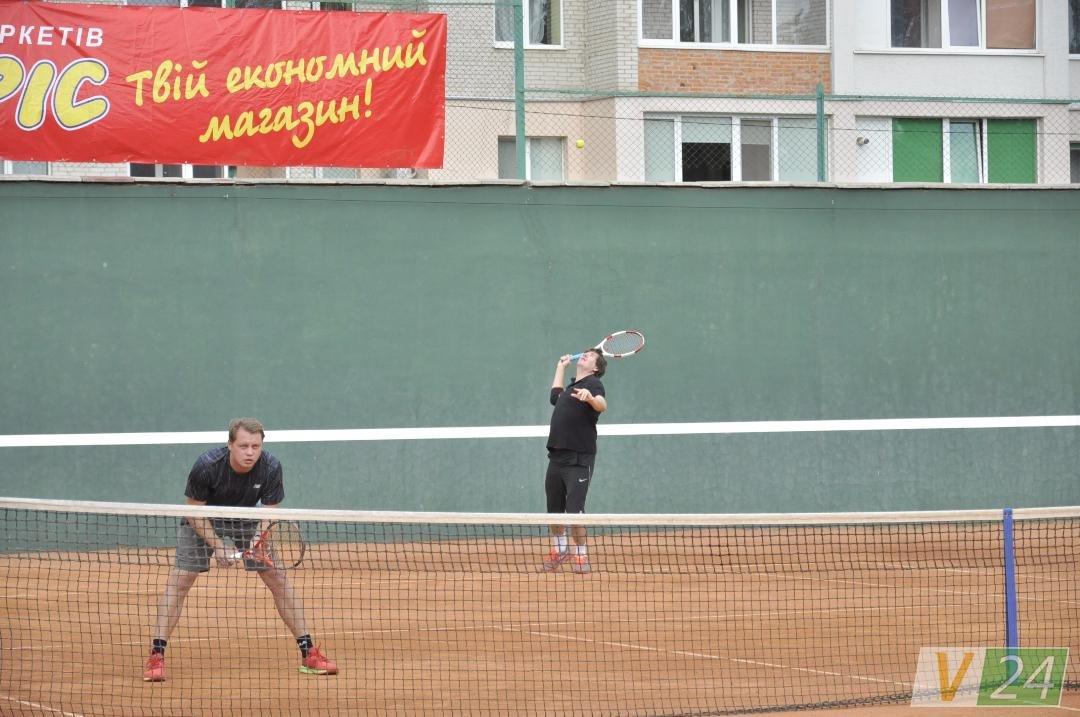 До Луцька на турнір приїхали тенісисти з усіх куточків України , фото-8