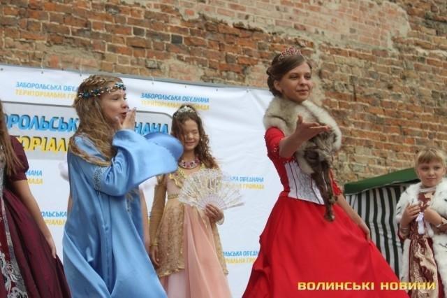 У Луцькому замку частують медом та обирають княжну всієї Волині, фото-5