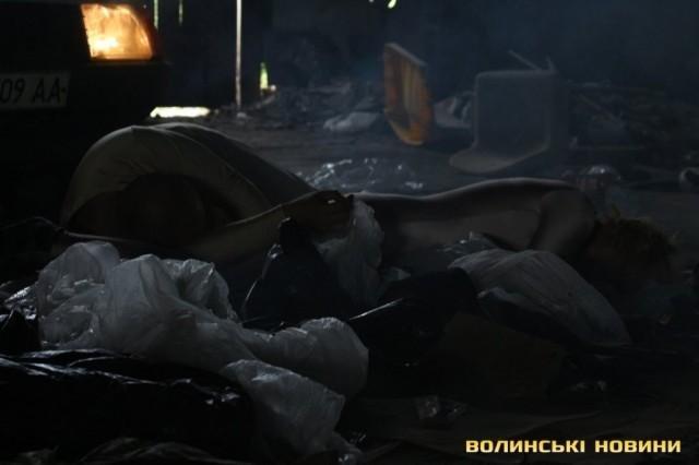Вистава на сміттєзвалищі: у Луцьку триває фестиваль «Мандрівний вішак», фото-7