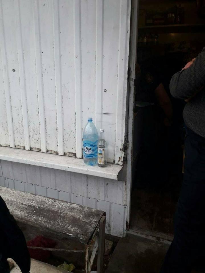 У Луцьку торгували сурогатом у контейнері, фото-2