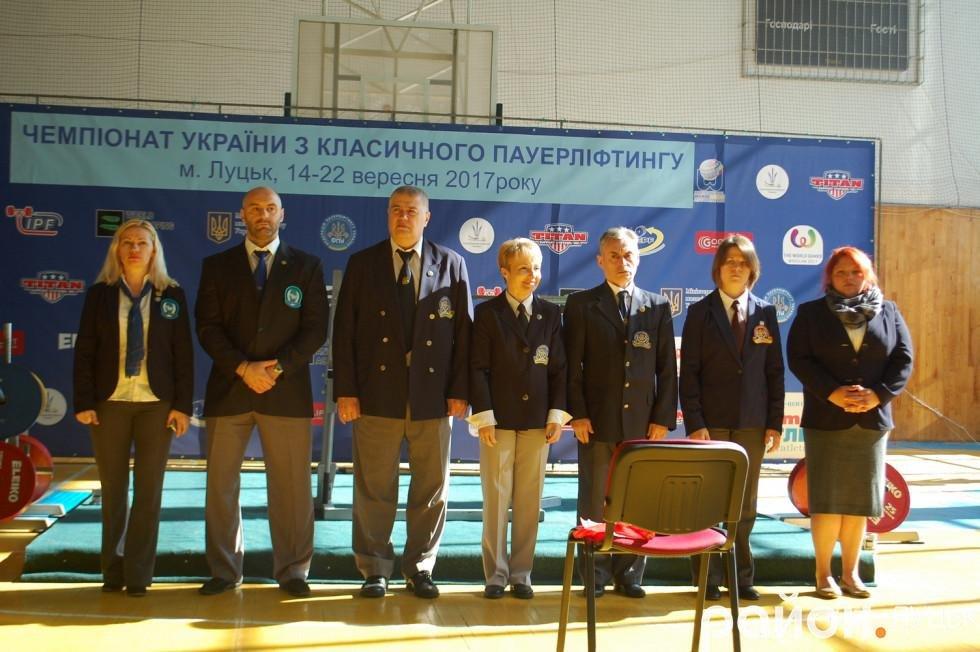 Ветерани пауерліфтингу вразили Луцьк новими спортивними рекордами, фото-1
