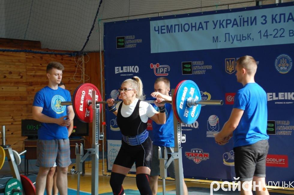 Ветерани пауерліфтингу вразили Луцьк новими спортивними рекордами, фото-2