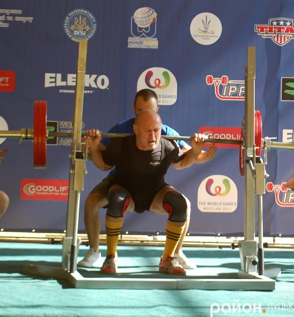 Ветерани пауерліфтингу вразили Луцьк новими спортивними рекордами, фото-3