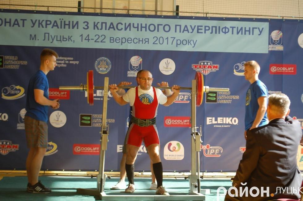 Ветерани пауерліфтингу вразили Луцьк новими спортивними рекордами, фото-4