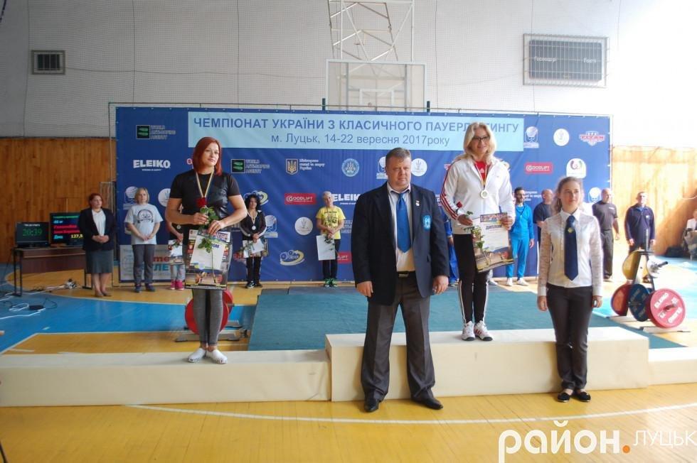 Ветерани пауерліфтингу вразили Луцьк новими спортивними рекордами, фото-6