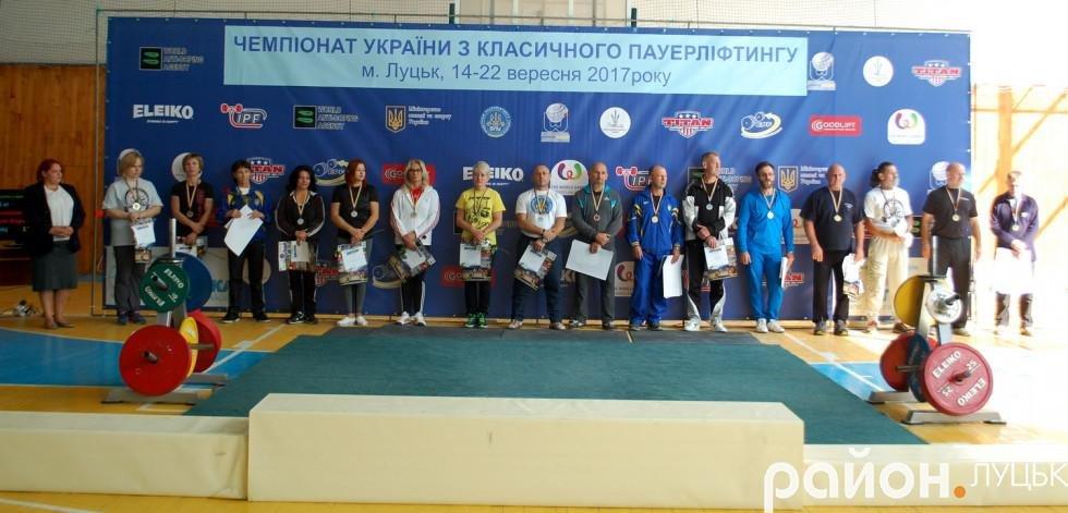 Ветерани пауерліфтингу вразили Луцьк новими спортивними рекордами, фото-7