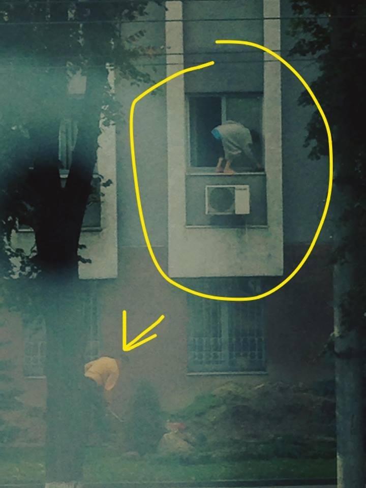 Чистота без страховки : як миють вікна в СБУ, фото-1