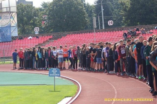 """Всі на """"Авангард"""": чемпіонат області з легкої атлетики серед юніорів, фото-2"""