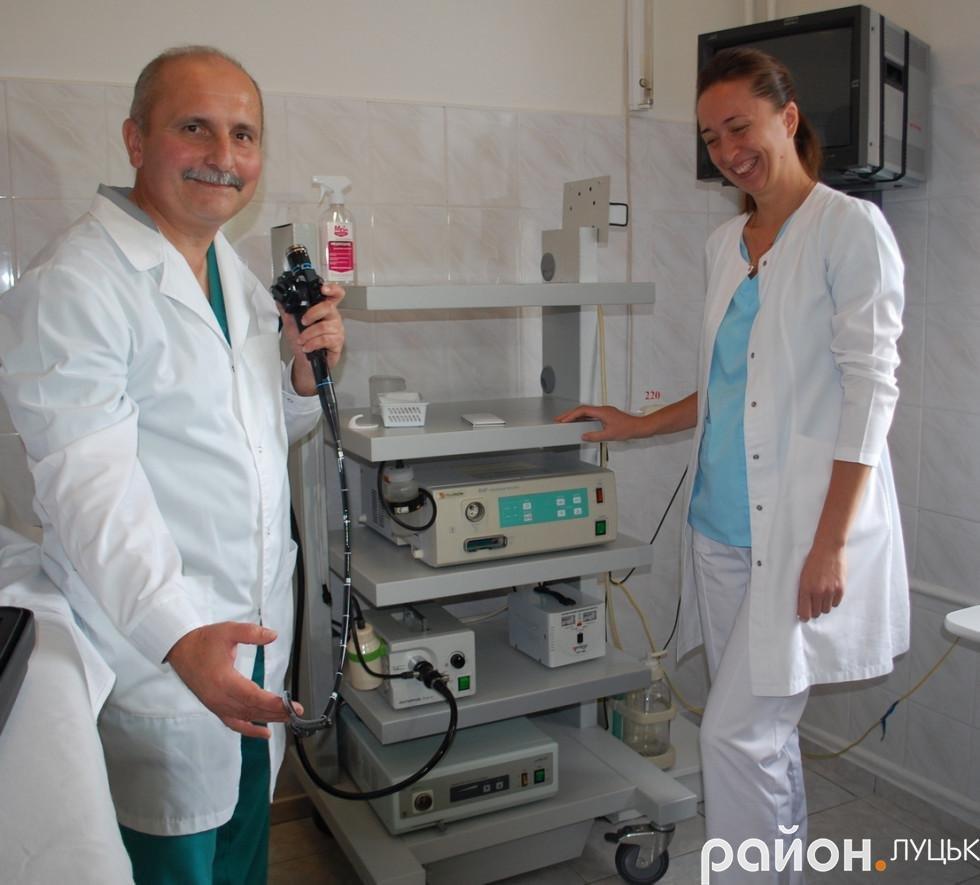Пацієнти онкодиспансера придбали новий медичний апарат , фото-3