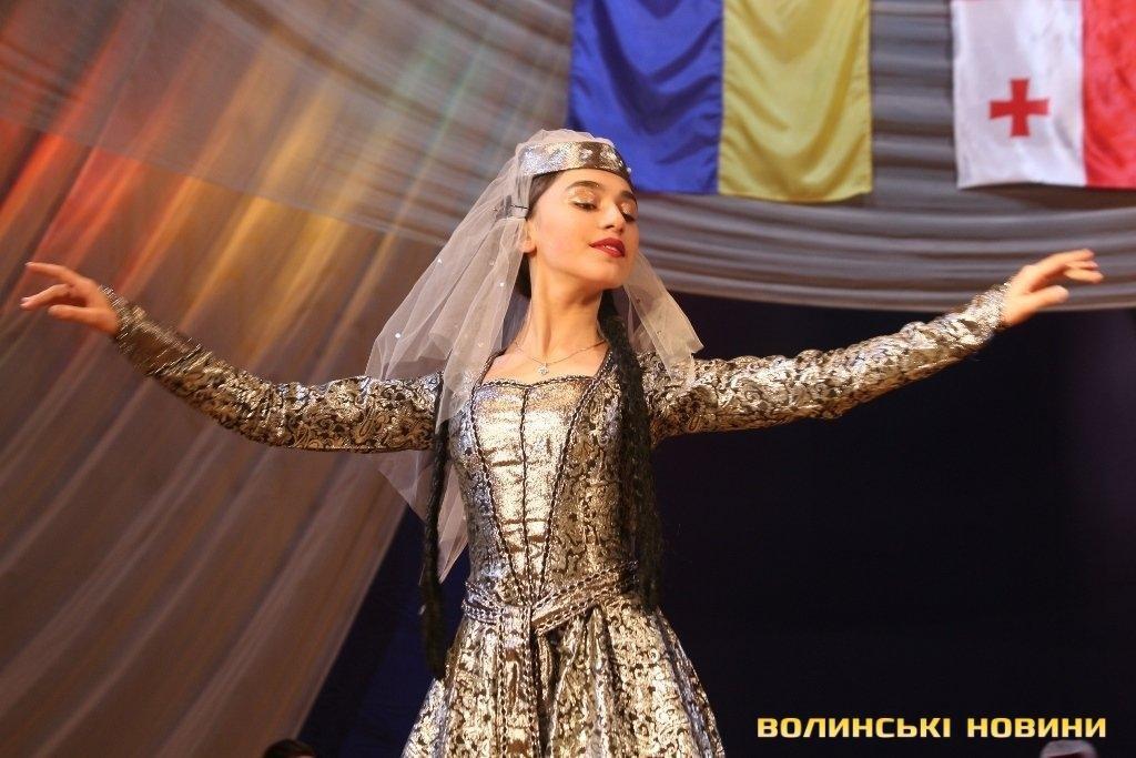 Грузинський ансамбль «запалював» луцьку публіку (ФОТО), фото-5