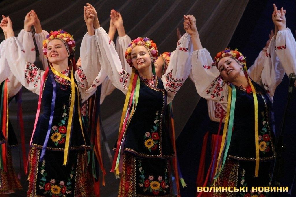 Грузинський ансамбль «запалював» луцьку публіку (ФОТО), фото-7