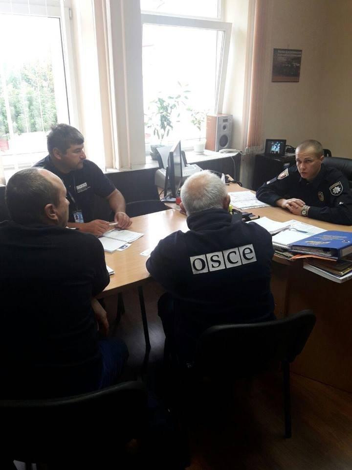 ОБСЄ вислухало поліцію Луцька, фото-1