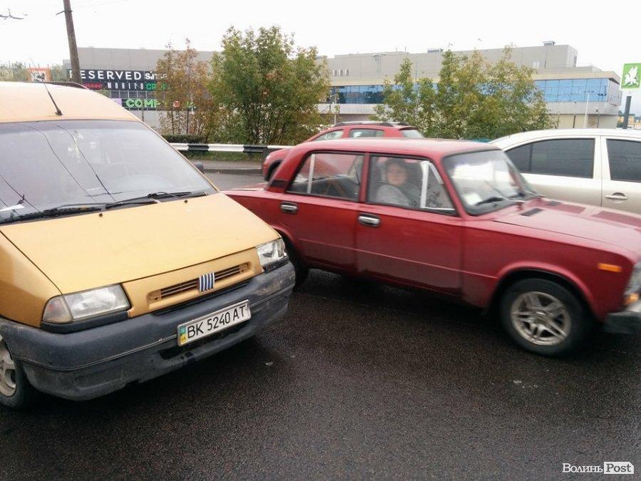 День без автомобілів: у Луцьку ще одна аварія , фото-2