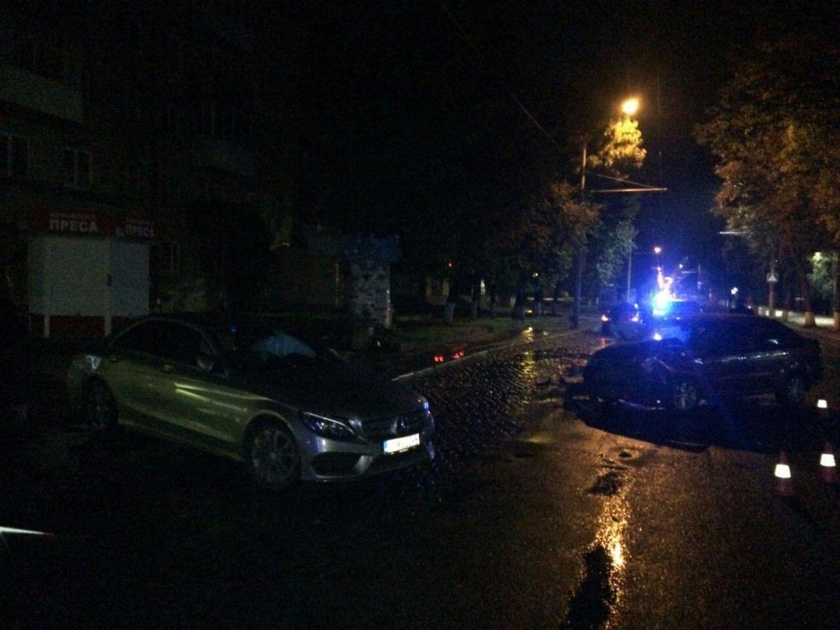 Нічна аварія у Луцьку за участі п'яного водія, фото-2