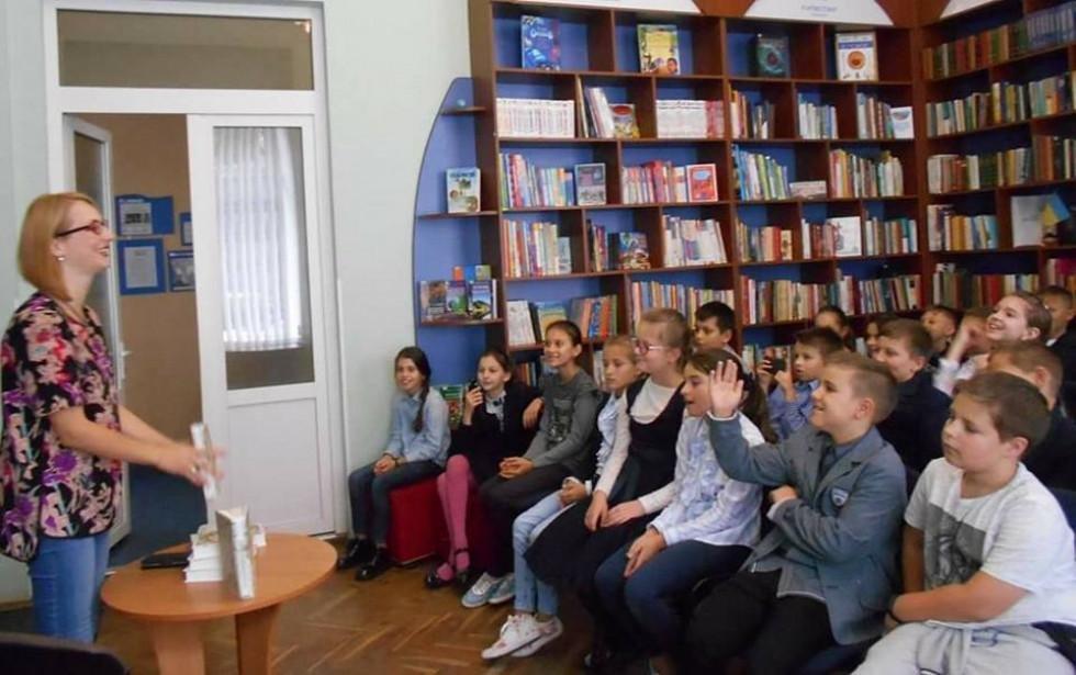 Meridian Lutsk презентували на книжковому ярмарку у Львові, фото-2