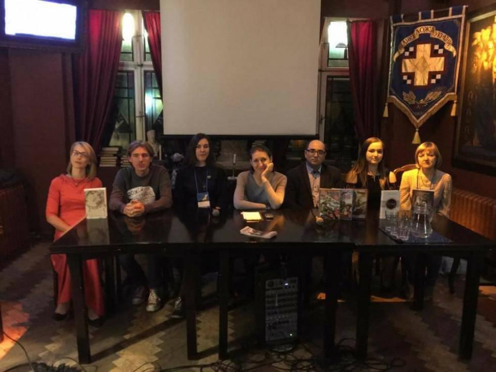 Meridian Lutsk презентували на книжковому ярмарку у Львові, фото-3