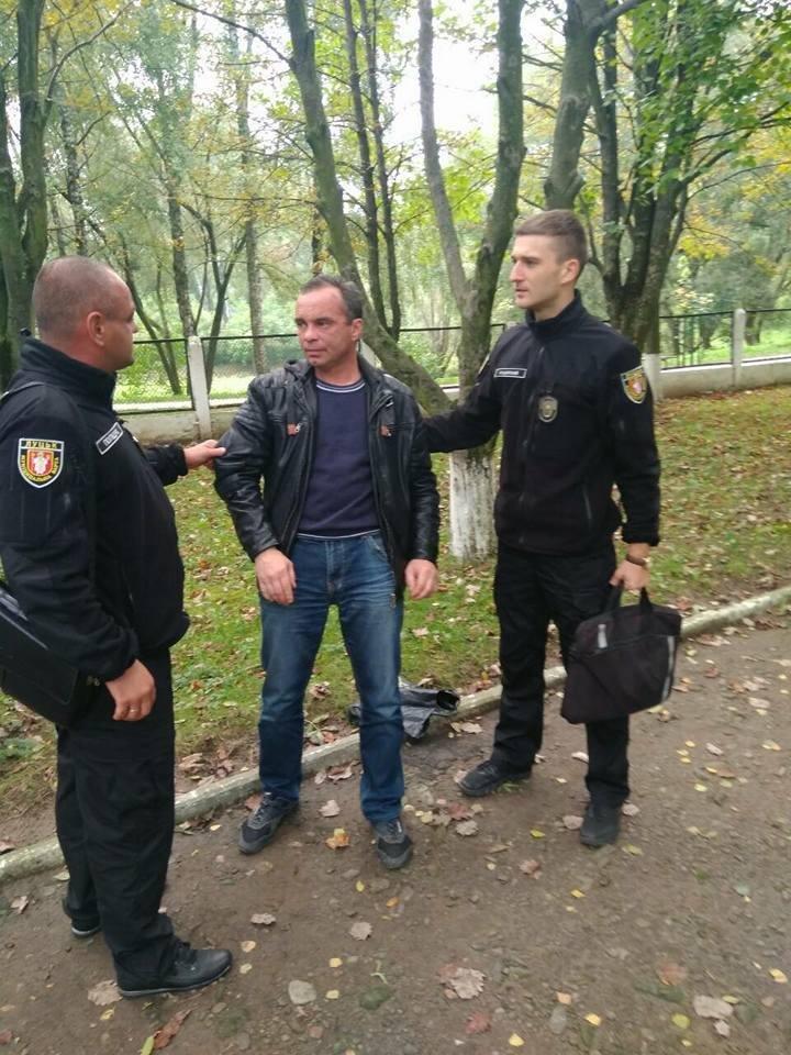 У Луцьку муніципали надали медичну допомогу п'яному чоловіку (ФОТО), фото-1