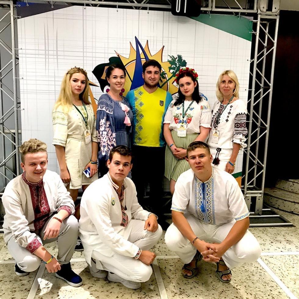 Луцький школяр презентував свій безпілотник у Бразилії, фото-4