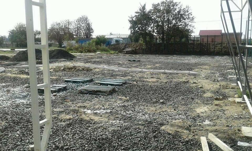 У Луцьку без дозвільних документів почали будівництво тенісних кортів, фото-3